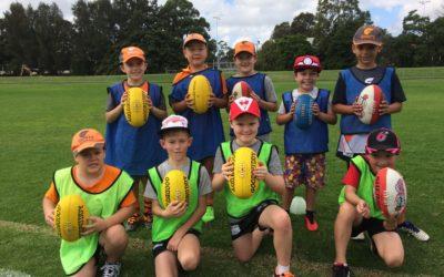 School Holiday AFL Skills