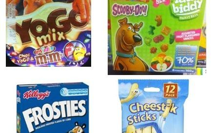 Kids Cereals and Snacks Aren't Healthy